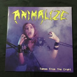 "ANIMALIZE ""Tapes from the Crypt"" 12""MLP"