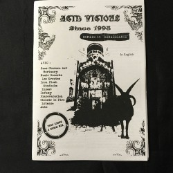 ACID VICIOUS Zine 14