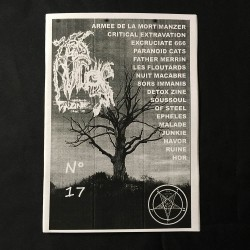 ACID VICIOUS Zine 17