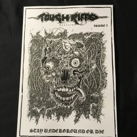 TOUGH RIFFS Zine 9