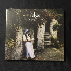 """FALGAR """"De Sangre y Sol"""" Digipack CD"""