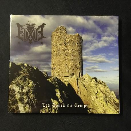 """ELIXIR """"Les Tours du Temps"""" Digipack CD"""