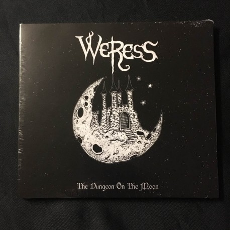 "WERESS ""The Dungeon on the Moon"" Digipack CD"