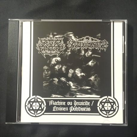 SEGES FINDERE/SONDERKOMMANDO split CD