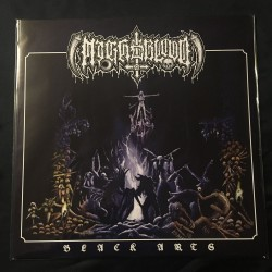 "NIGHT'S BLOOD ""Black Arts"" 12""LP"