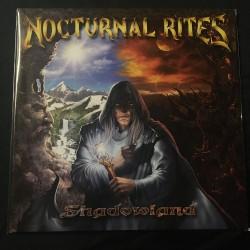 "NOCTURNAL RITES ""Shadowland"" 12""LP"