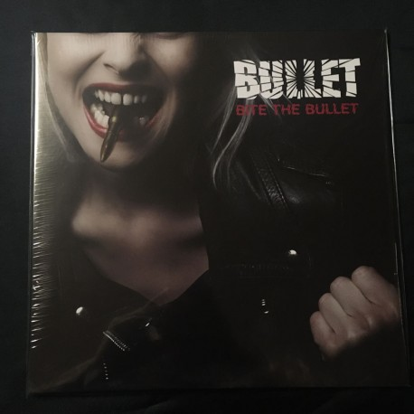 "BULLET ""Bite the Bullet"" 12""LP"