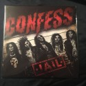 "CONFESS ""Jail"" 12""LP"