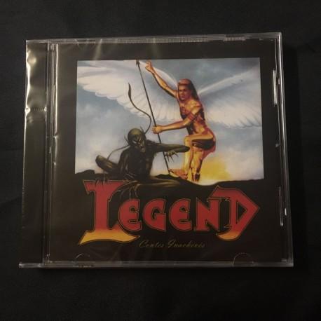 """LEGEND """"Contes inachevés"""" CD"""