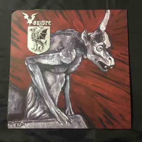 "VOUIVRE/GESTAPO666 split 12""LP"
