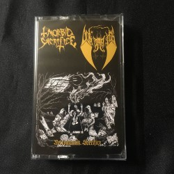 MORBID SACRIFICE/VOMITMANTIK split Tape