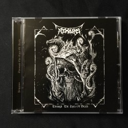 "REMAINS ""Through the Eyes of Death"" CD"