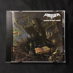 "CONJURE ""Releasing the mighty Conjure"" CD"
