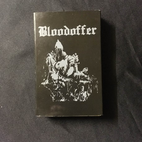 "BLOODOFFER ""Black Rites of Hell"" Pro Tape"