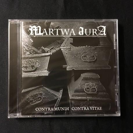 "MARTWA AURA ""Contra Mundi Contra Vitae"" CD"