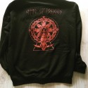 SPEAR OF LONGINUS Hooded sweat shirt