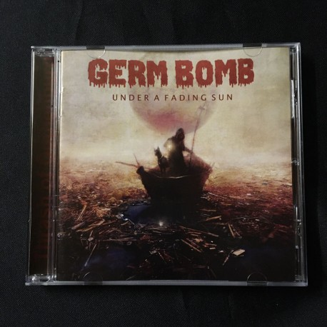 """GERM BOMB """"Under a fading Sun"""" CD"""