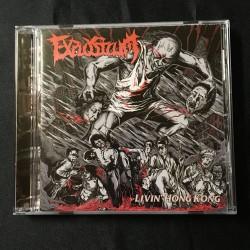 """EXPLOSICUM """"Livin' Hong Kong"""" CD"""