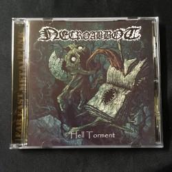 """NECROABBOT """"Hell Torment"""" CD"""