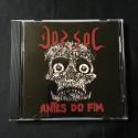 """DORSAL ATLANTICA """"Antes do Fim"""" CD"""