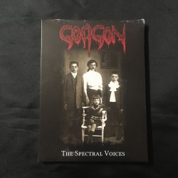 "GORGON ""The spectral Voices"" A5 Digipack CD"