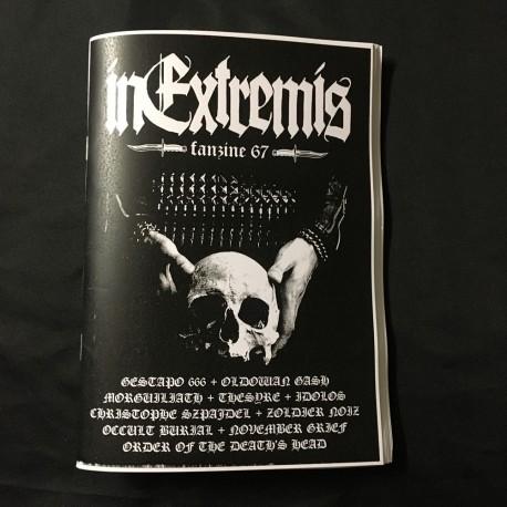 IN EXTREMIS Zine 67
