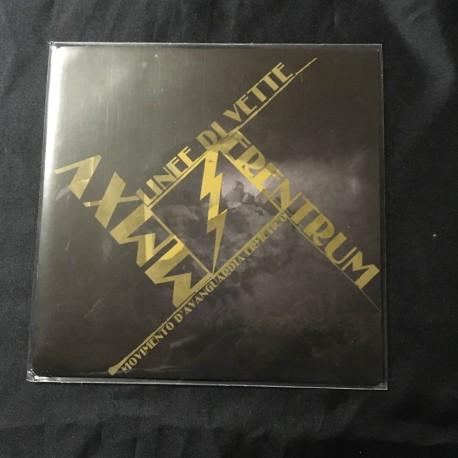 "MOVIMENTO D'AVANGUARDIA ERMETICO/FRENTRUM split 7""EP"