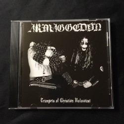 "ARMAGGEDON ""Trumpets of Christian Holocaust"" CD"
