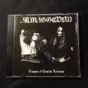 """ARMAGGEDON """"Trumpets of Christian Holocaust"""" CD"""