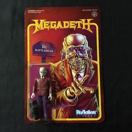 MEGADETH retro figure