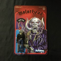 MOTORHEAD retro figure