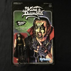 KING DIAMOND retro figure