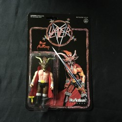 SLAYER retro figure