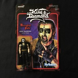 KING DIAMOND Mercyful Fate retro figure
