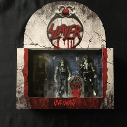 SLAYER Live Undead retro figure BOX