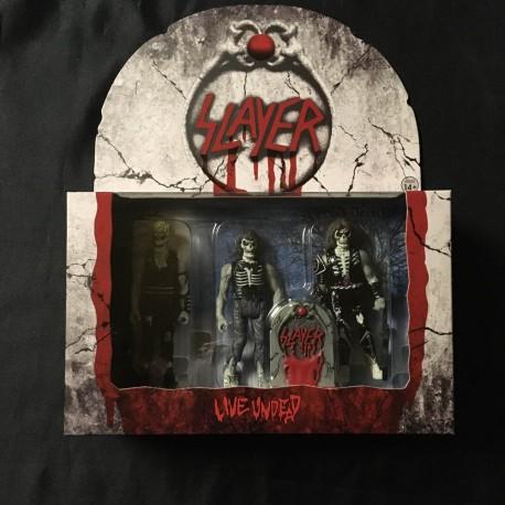 SLAYER Live Undead retro figure BOX