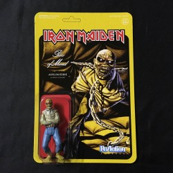 IRON MAIDEN Asylum Eddie retro figure