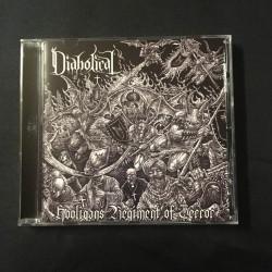 "DIABOLICAL ""Hooligans Regiment Of Terror"" CD"