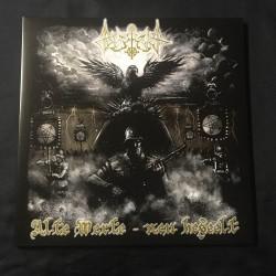 """BLUTKULT """"Alte Werte neu beseelt"""" 12""""LP"""