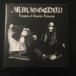 "ARMAGGEDON ""Trumpets of Christian Holocaust"" 12""LP"