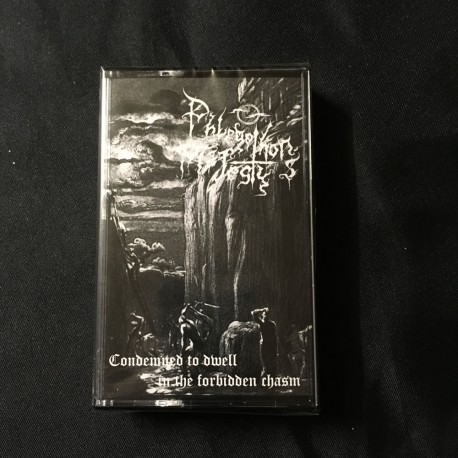 "PHLEGETHON'S MAJESTY ""Condemned to dwell in the forbidden Chasm"" Pro Tape"