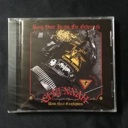 GEHENNAH Blood Metal Gangfighters tribute CD