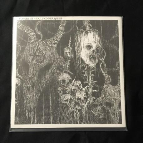 """VORKREIST/SOULSKINNER split 7""""EP"""