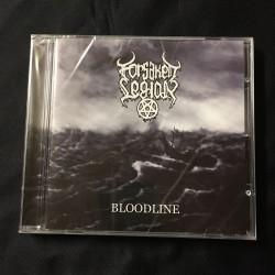 """FORSAKEN LEGION """"Bloodline"""" CD"""