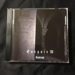 """ESEQUIEM """"Contempt"""" CD"""