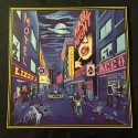 """ELECTRIC SHOCK """"Trapped in the City"""" 12""""LP"""