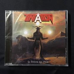 """TENTATION """"Le Berceau des Dieux"""" CD"""