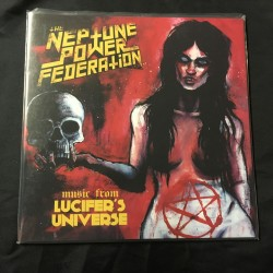 """THE NEPTUNE POWER FEDERATION """"Music from Lucifer's Universe"""" 12""""LP"""