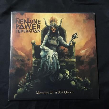 "THE NEPTUNE POWER FEDERATION ""Memoirs of a Rat Queen"" 12""LP"