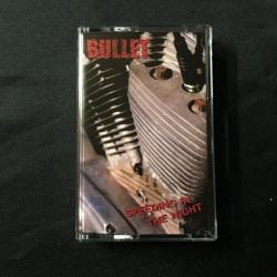 "BULLET ""Speeding in the Night"" Tape"